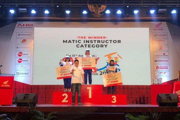AH-SRIC 2019, Intruktur MPM Borong Banyak Piala (1)