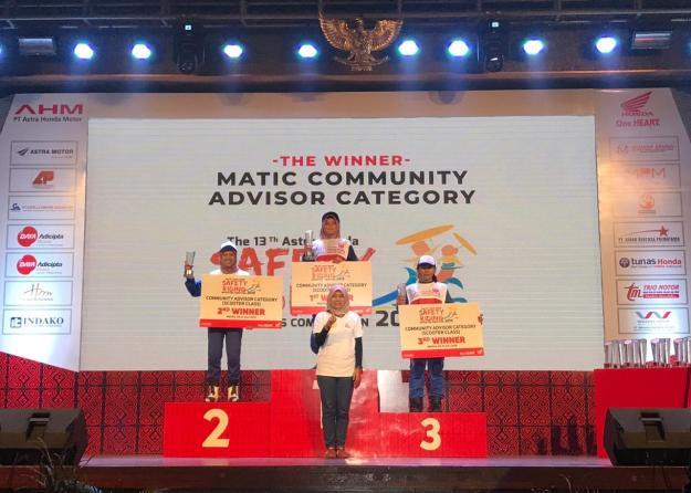 AH-SRIC 2019, Intruktur MPM Borong Banyak Piala (2)