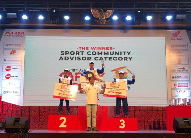 AH-SRIC 2019, Intruktur MPM Borong Banyak Piala (3)