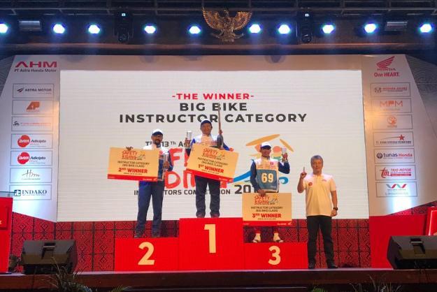 AH-SRIC 2019, Intruktur MPM Borong Banyak Piala (4)
