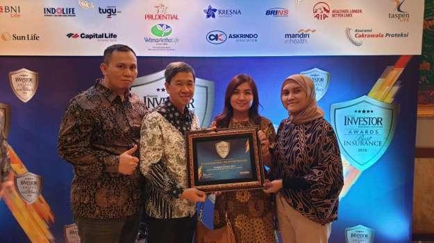 Buktikan Kinerja Baik, MPM Insurance Raih Tiga Penghargaan (2)