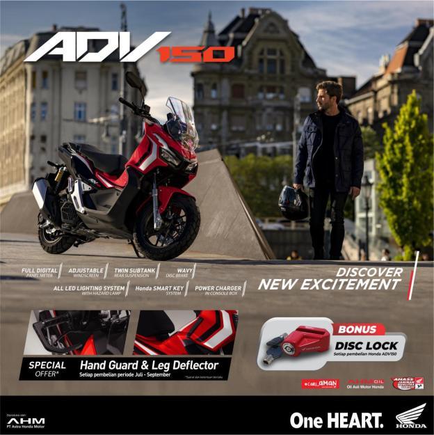 Enak Nih, Beli Motor Honda ADV 150 Dapat Hadiah Langsung.jpg