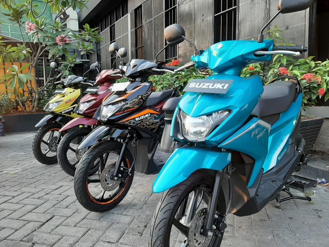 Suzuki NEX II 2020