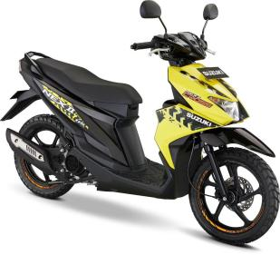 Suzuki NEX II Cross Aksesoris (1)