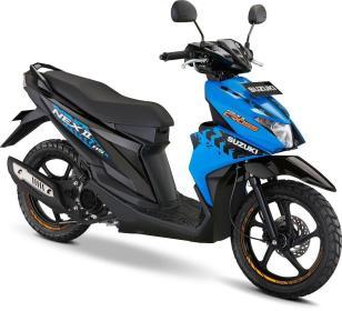 Suzuki NEX II Cross Aksesoris (2)