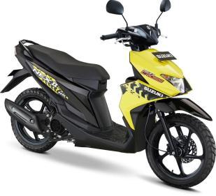 Suzuki NEX II Cross Standar (1)
