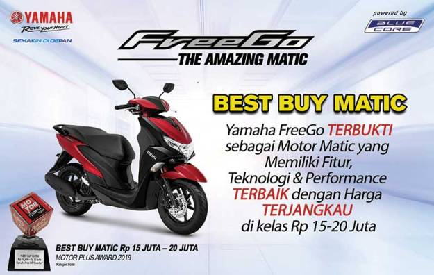 FreeGO Best Buy Matic 2019