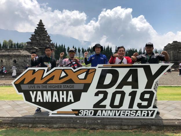 MAXI Yamaha Day di Dieng (1)