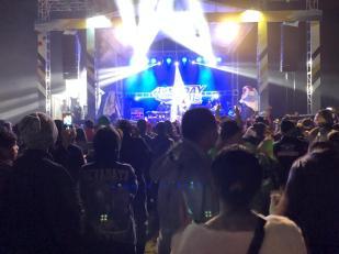 MAXI Yamaha Day di Dieng (2)