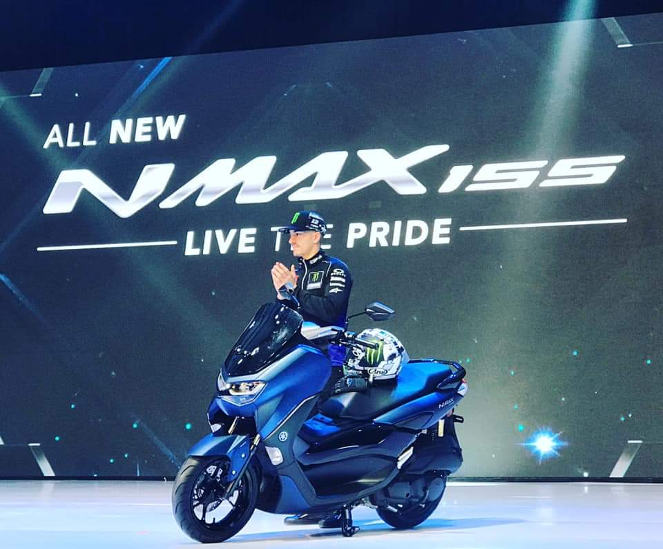 All New NMax 155 2020