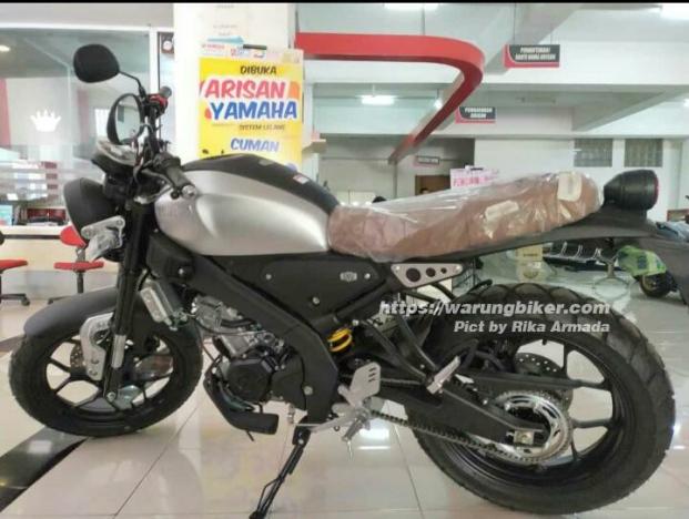 GerCep, Yamaha XSR 155 Sudah Sampai Kediri, Harga 36 Jutaan (4)