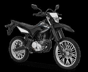 Yamaha WR155R Black