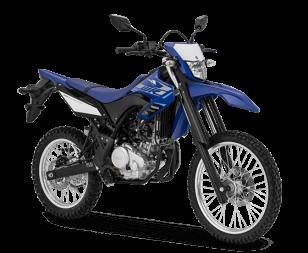 Yamaha WR155R Blue