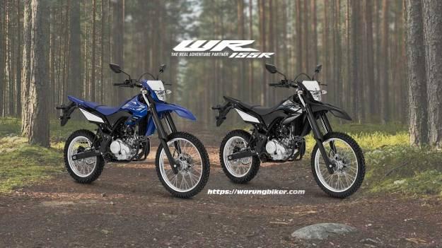 Yamaha-WR155R