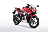 AHM_HondaCBR150R. Honda Racing Red