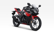 AHM_HondaCBR150R. Victory Black Red