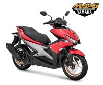 Yamaha Aerox 155 Matte Red
