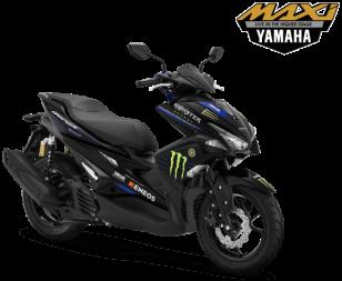 Yamaha Aerox 155 Monster Energy Yamaha MotoGP