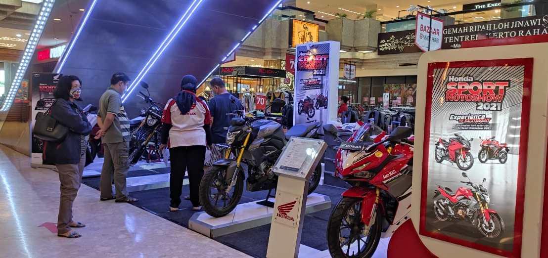 Lebih Dekat, MPM Gelar Honda Sport Motoshow di 10 Kota JawaTimur